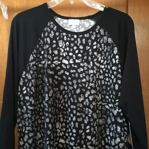 NWT Animal Print Randy